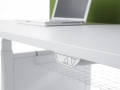 Mikomax Balance werkplek elektrisch in hoogte verstelbaar