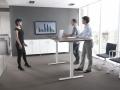 Mikomax Balance zit sta vergadertafel overleg