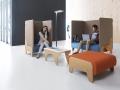 Mikomax Chill Out Soft seating studeerhoek ongestoord