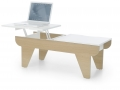 Mikomax Chill Out Soft seating tafel
