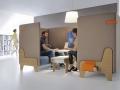 Mikomax Chill Out Soft seating voor ongestoord en onafgeleid vergaderen