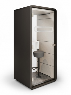Hush Phone booth