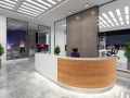 Mikomax Intro receptie entree kantoor- of bedrijfsingang