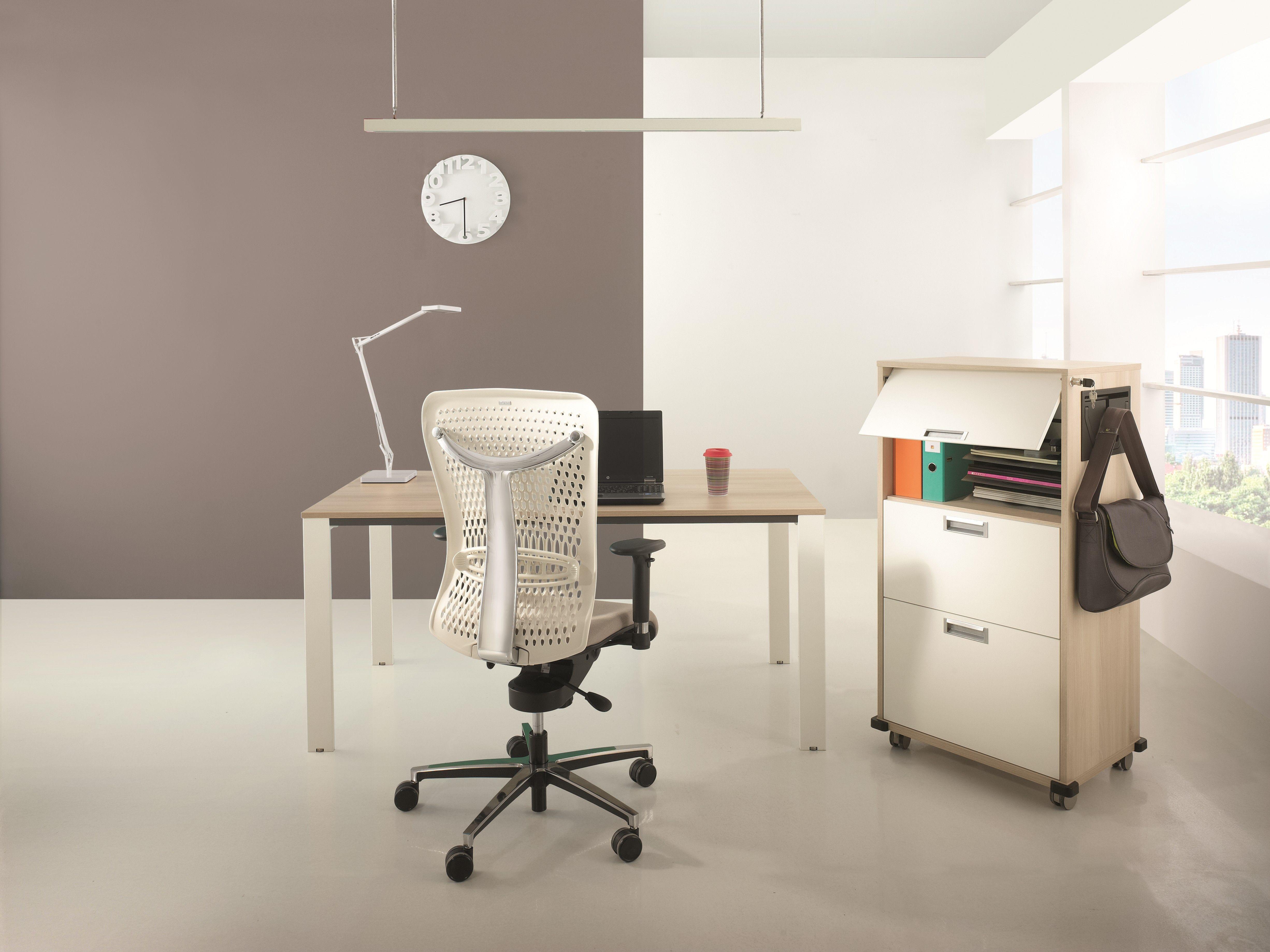 Mikomax Kubik kast ladeblok werkplek bureau