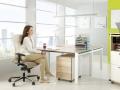 Mikomax Longplay bureau werkplek