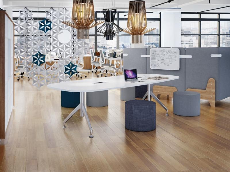 Mikomax Mirage vergader- conferentietafel