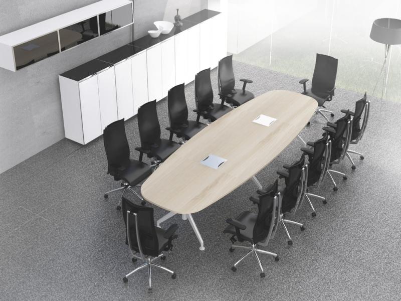 Mirage conferentietafel