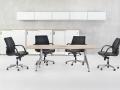 Mikomax Mirage vergadertafel kantoor