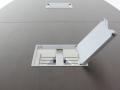 Mikomax Mirage vergadertafel slimme bekabeling