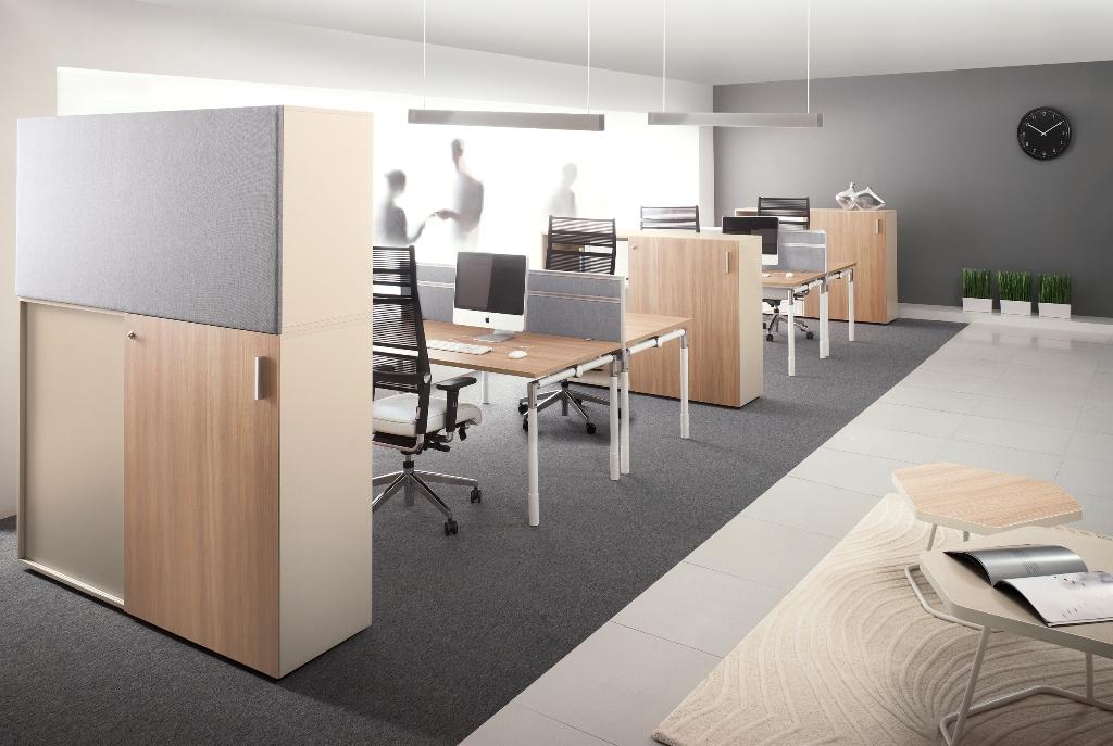 Mikomax kantoorkasten