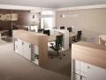 Mikomax Multi kasten kantoor werkplek