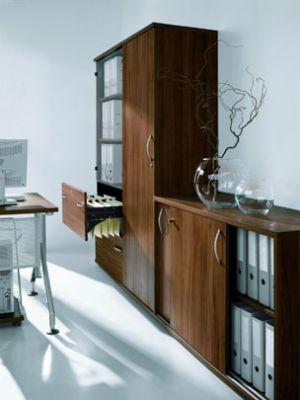 Mikomax kantoorkasten, hangmappenkast, draaideurkast