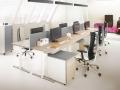 Mikomax Oko bureaus en werkplekken