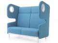 Akoestisch-gescheiden-soft seating-zitsysteem-voor-wachtruimte-of-hal