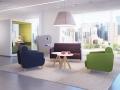 Mikomax Packman Soft seating vermindert akoestische overlast