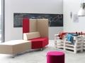 Mikomax Penta Soft seating modulaire zitbanken en -elementen