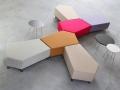 Mikomax Penta Soft seating modulaire zitelementen