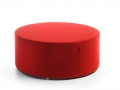 Mikomax Point soft seating modulaire zitbank school trefpunt ontmoetingsplek