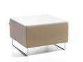 Mikomax Quadra soft seating modulair zitelement ontvangsthal receptie