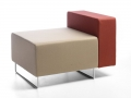 Mikomax Quadra soft seating modulair zitelement