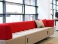 Mikomax Quadra soft seating modulaire zitbanken