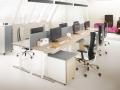 Mikomax S-Wall scheidingswanden werkplek bureau
