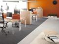 Mikomax S-Wall werkplek bureau