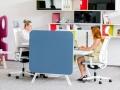 Ergonomische zit-sta bureaus