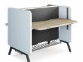 Mikomax zit-sta bureau