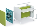 Mikomax Standup zit-sta bureau