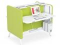 Mikomax Standup zit sta bureau werkplek