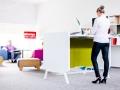 Mikomax Standup zit sta flexwerkplek staand werken