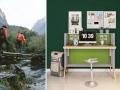 Mikomax zit sta bureau werkplek woonkamer