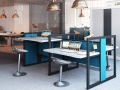Mikomax Stand Up R bureau zittend staand werken