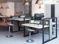 Mikomax Stand Up R zit sta bureau werkplek kantoor