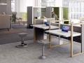 Mikomax Stand Up R zit sta bureausysteem