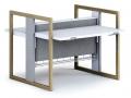 Mikomax Stand Up RAM werkplek bureau
