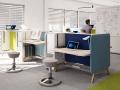 Mikomax Standup R zit sta bureau